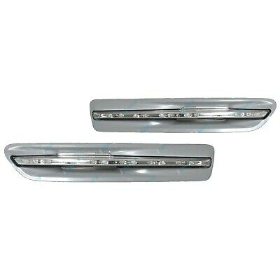Holden Statesman Caprice WM '06-'13 Side Indicators Guard Flashers PAIR SET L+R