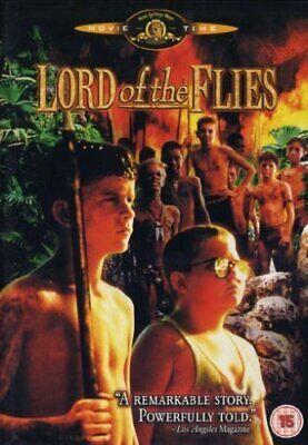 Lord Of The Flies [DVD] [1990] - DVD  LFVG The Cheap Fast Free Post