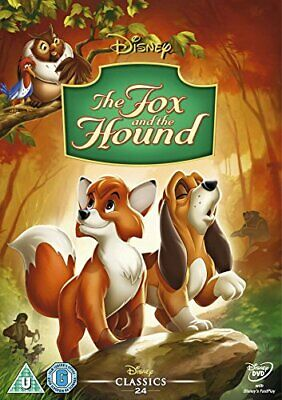 The Fox and the Hound [DVD] - DVD  KAVG The Cheap Fast Free Post