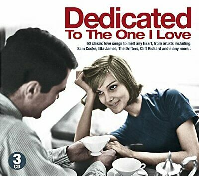 Various - Dedicated to the One I Love - Various CD 26VG The Cheap Fast Free Post