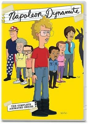 Napoleon Dynamite: The Complete Animated Series [New DVD]
