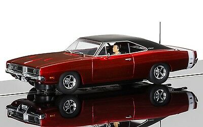 Scalextric Dodge Charger C3652 New And Boxed Slot Car