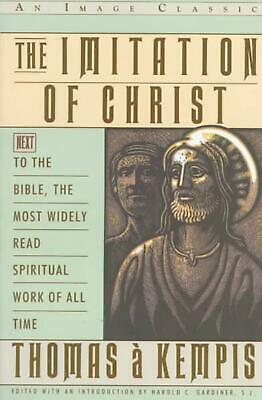 The Imitation of Christ by Thomas A. Kempis (English) Paperback Book