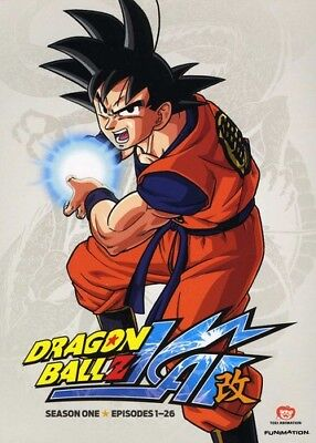 Dragon Ball Z Kai - Season One [New DVD] Boxed Set