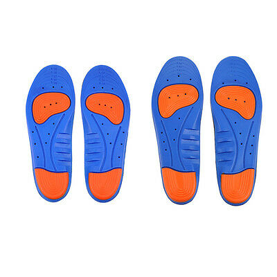 Sports Insoles Thicker Breathable Insoles Sports Shoe Pad Orthotic Insole Unsex