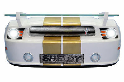 FORD SHELBY GTS 2012 Wandregal mit Licht! Mustang V8 Stoßstange USA Ablage Regal