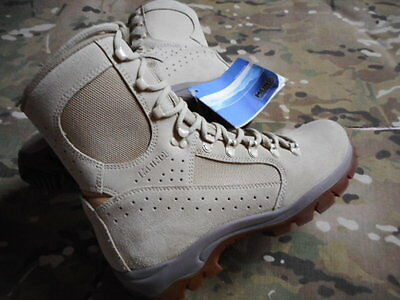 new MEINDL DESERT FOX SAFARI COMBAT BOOTS UK 10  mtp sf ksk aor1 DevGru GENUINE
