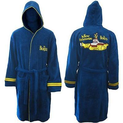 The Beatles - Yellow Submarine Bathrobe / Dressing Gown - New & Official