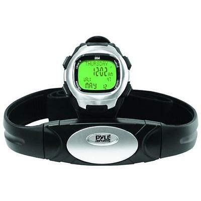 Pyle Heart Rate Sports Watch with USB PHRM22