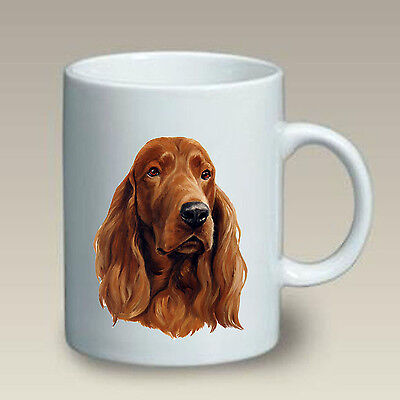 11 oz. Ceramic Mug (LP) - Irish Setter 46063