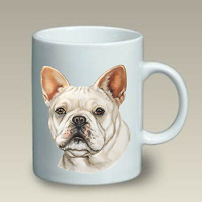 11 oz. Ceramic Mug (LP) - French Bulldog 46116