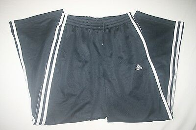 Adidas Sweat Athletic Pants Youth L Blue NEW