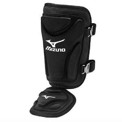 Mizuno 380149 Adult Batter's Ankle Guard Black New In Wrapper!