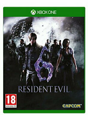 Resident Evil 6 HD Remake (Xbox One)