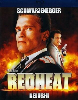 Red Heat [New Blu-ray] Ac-3/Dolby Digital, Dolby, Digital Theater System, Dubb