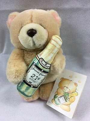 New Forever Friends Teddy Bear 21St Andrew Brownsword Gift Nwt Soft Toy Plush