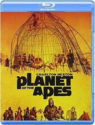 Planet of the Apes [New Blu-ray] Repackaged, Pan & Scan