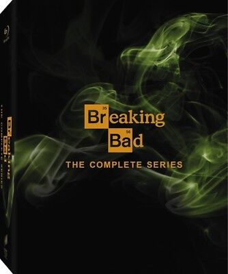 Breaking Bad: The Complete Series [New Blu-ray] With Bonus Disc, Boxed Set, UV