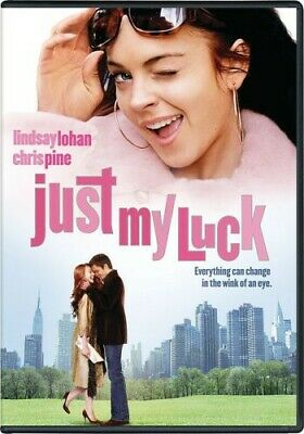 Just My Luck (2006) [New DVD] Full Frame, Subtitled, Widescreen, Ac-3/Dolby Di