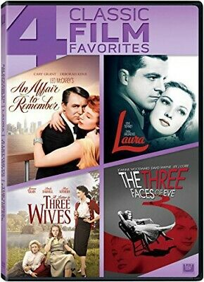 An Affair to Remember / Laura / a Letter to Three [New DVD] Widescreen