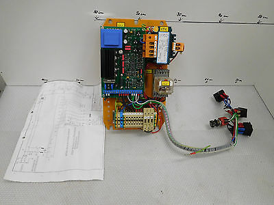 Speed controller/Control unit H-ST1, for Groschopp Motor KM 87-60 complete