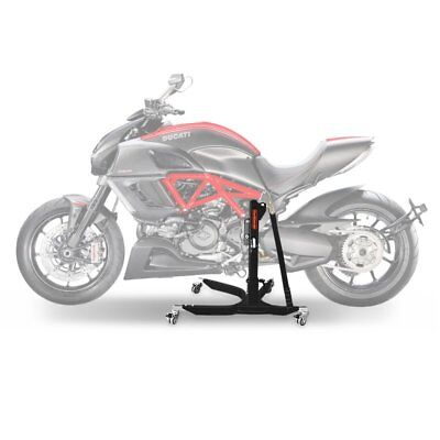 Motorcycle Central Stand ConStands Power BM Ducati Diavel 11-16