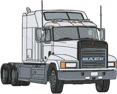 2 New AllSeason Jackets Embroidered Free4Ur Trucking Transport Company W Mack