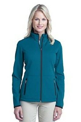 Brand New Ladies Full-Zip Pique Fleece Jacket EmbroideredFree 4Ur Business