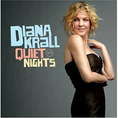 Diana Krall - Quiet Nights - Diana Krall CD EMVG The Cheap Fast Free Post The