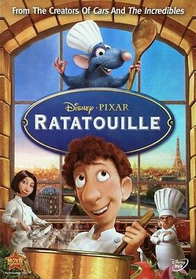 Ratatouille [New DVD] Ac-3/Dolby Digital, Dolby, O-Card Packaging, Widescreen