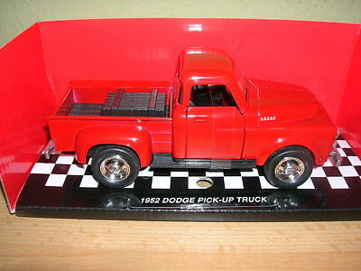 NewRay 1952 Dodge Pick-up Truck red red 1:32 Model railway 1 gauge
