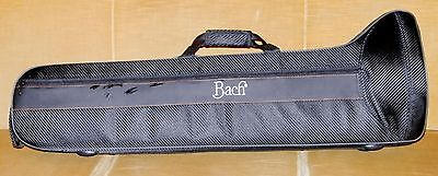 Bach 503 Bb/F Large Bore Trombone & Mouthpiece in Case