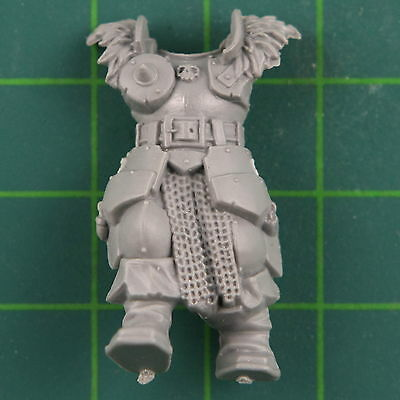 Warrior of chaos chaos Warrior Regiment Body A Warhammer Bitz 7273