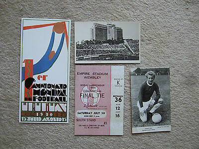 postcard by collectors club dennis law manchester united