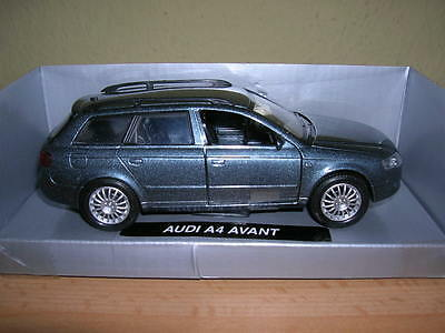 NewRay Audi A4 Avant gray gray metallic 1:32 Model railway 1 gauge Article 51993