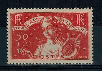 timbre France n° 308 neuf** luxe année 1935