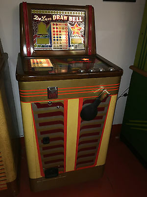 Bally Deluxe Draw Bell slot machine 1947