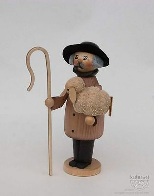 Shepherd with his Sheep German Christmas Incense Smoker Made in Germany Burner