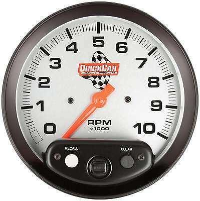 Quickcar Racing Products 611-6001 5In Tach W/memory 10K