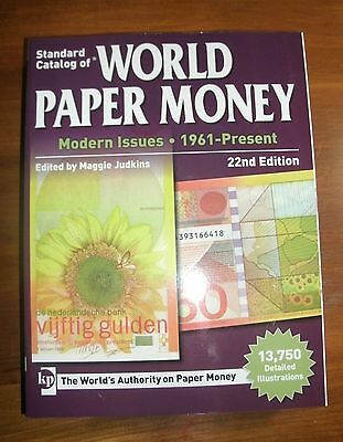Standard Catalog of World Paper Money * Modern Issues * NEW & FREE SHIPPING