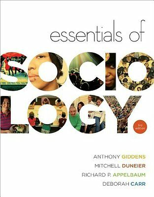 Essentials of sociology by anthony giddens 1395 picclick essentials of sociology anthony giddens fandeluxe Choice Image