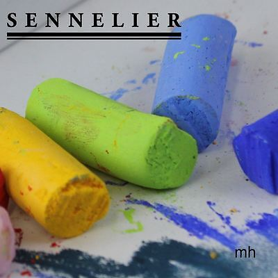 Sennelier Artists Extra Soft Half Stick Pastels Assorted quality colour pastel