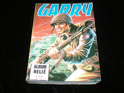 Garry album contient Garry 421, 422, 423, 424 Imperia 1983
