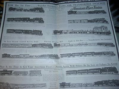 old lionel AF and others reprinted catalogs lot