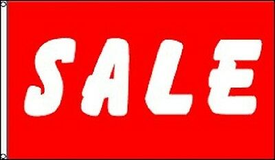 SALE Flag Store Banner Advertising Pennant Business Sign 3x5