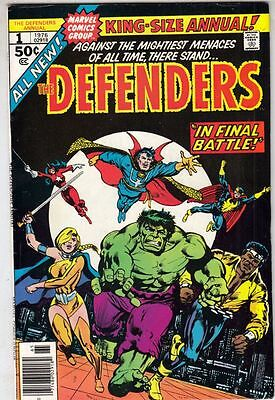 Defenders King-Size Annual 1 The Defenders King-Size 1 strict NM- 9.2 High-Grade