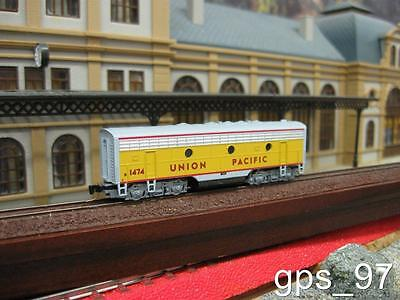Z - MTL 980 02 010 Powered F7 B-Unit UNION PACIFIC - NIB