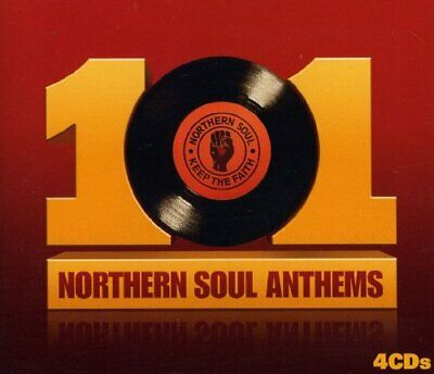 Various Artists - 101 Northern Soul Anthems - Various Artists CD QGVG The Cheap