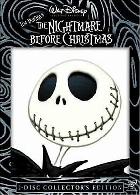 The Nightmare Before Christmas (2 Disc Collector's Edition) [DVD] - DVD  RIVG