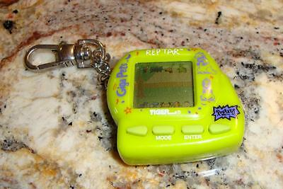 Vintage 1997 Giga Pet by Tiger Rugrats REPTAR Perfect Condition and Works RARE!